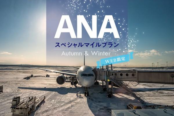 2020 Autumn・winter AMCスペシャルマイルプラン(食事なし)