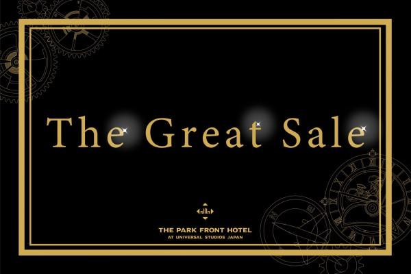 「第3回 The Great Sale ~スーペリアフロア パークビュールーム~」開催!!