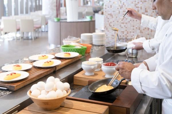 【朝食500円キャンペーン♪】2021春夏のイチオシ!シェフ自慢の和洋ブッフェを特別価格で!
